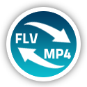 Convert FLV to MP4 for Sharing & Online Streaming